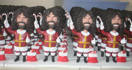 Custom Fully customized bobbleheads bulk order
