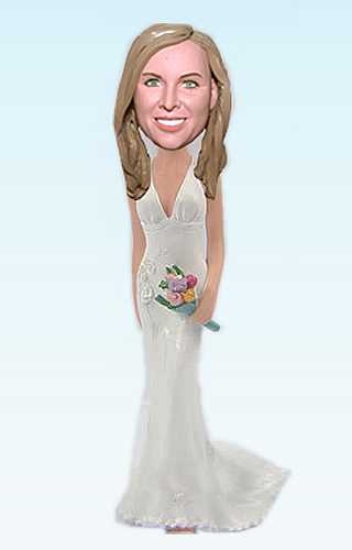 Custom Bridesmaid bobblehead 50