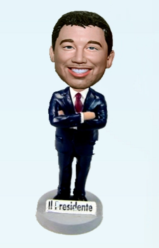 Custom Boss bobble heads Canada