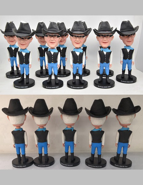 Custom Custom 10 Bobbleheads Dolls Wholesale Corporate Gifts
