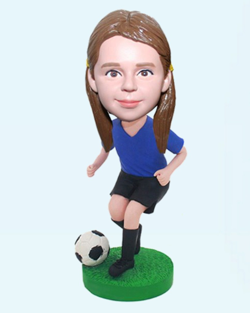 Custom Create Football Bobbleheads Gifts
