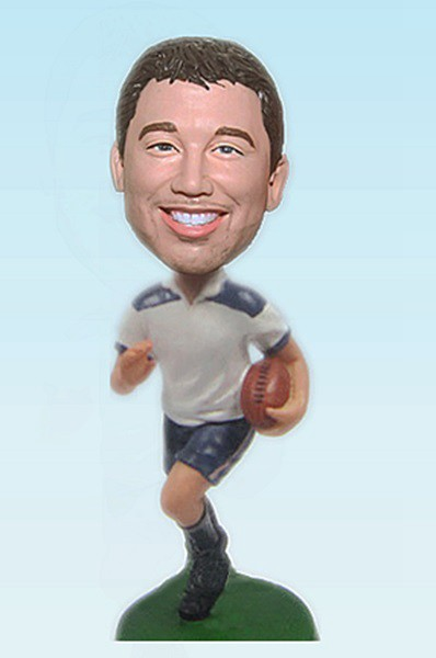 Custom Football bobbleheads Canada