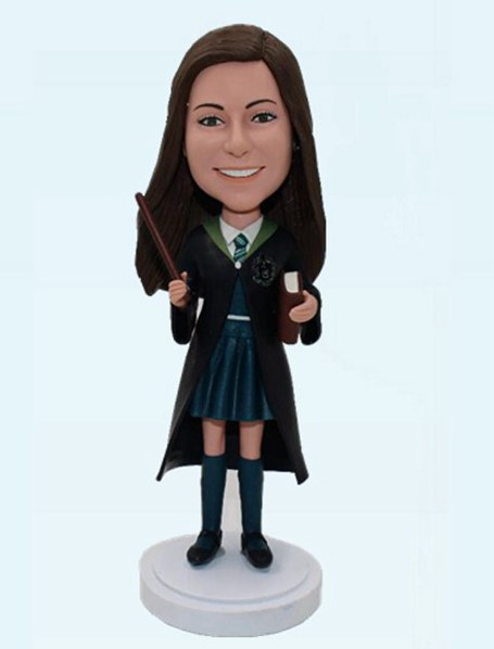 Custom Custom female Harry potter bobbleheads