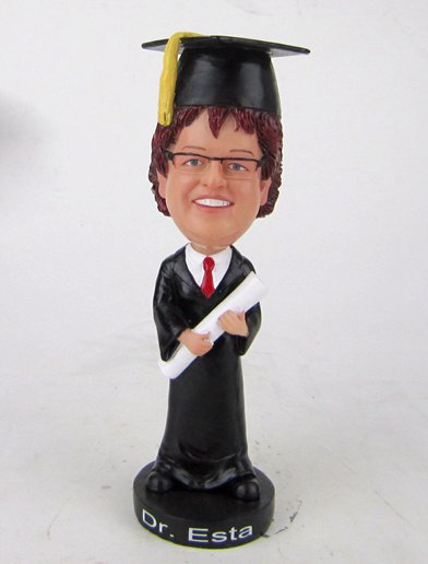 Custom Custom graduation gifts bobbleheads