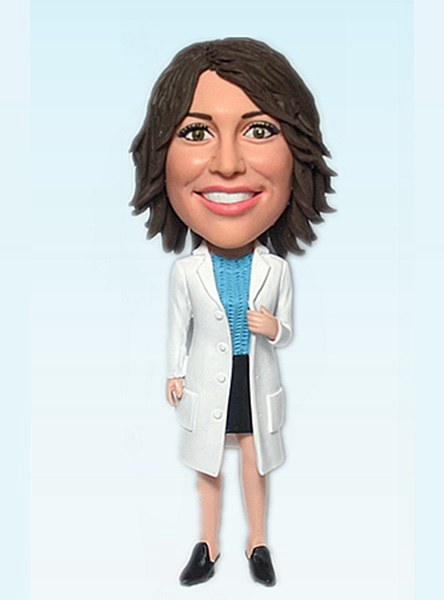 Custom Personalized Doctor bobbleheads