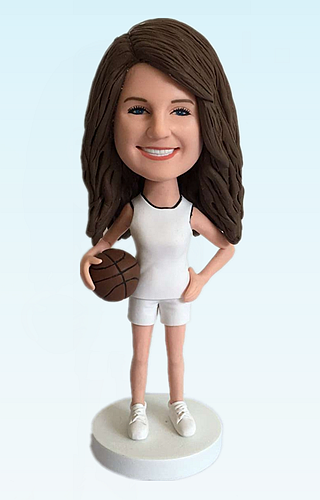 Custom Personalized basketball bobbleheads