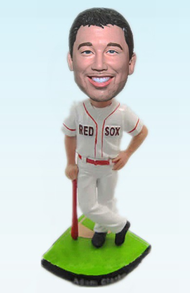 Custom Baseball personalized bobblehead