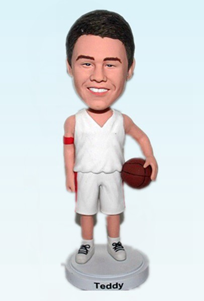 Custom Basketball bobblehead Canada