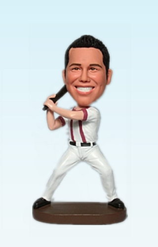 Custom Baseball custom bobble heads