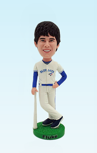 Custom Toronto BlueJays bobbleheads