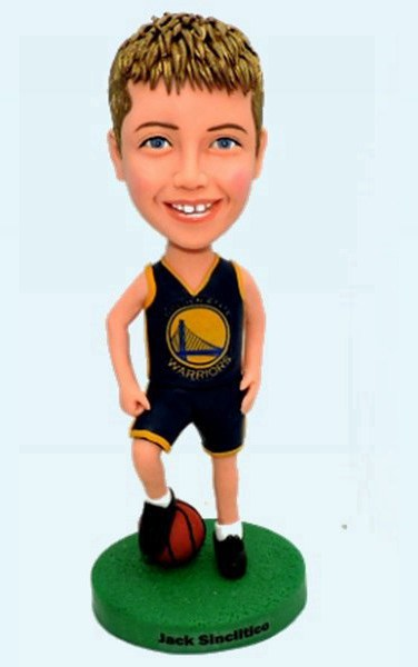 Custom Create your own bobbleheads for football palyer