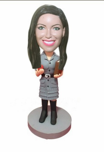 Custom School teacher bobblehead