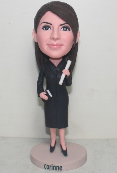 Custom Personalized Teacher bobblehead