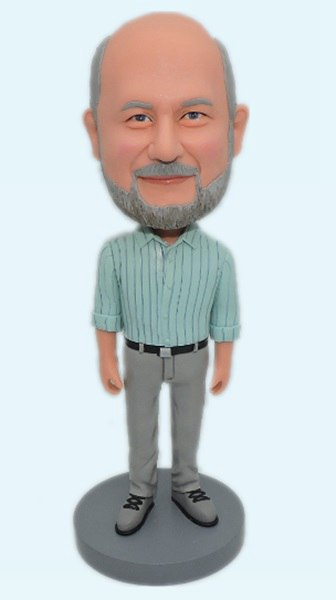 Custom Custom bobblehead gift for Father