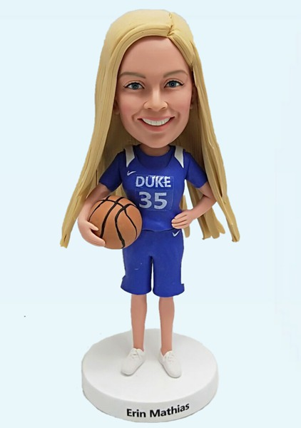 Custom Custom Bobblehead Basketball